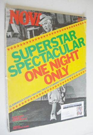<!--1972-11-->NOVA magazine - November 1972