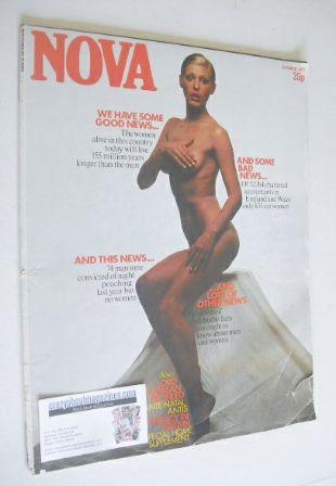 <!--1972-10-->NOVA magazine - October 1972