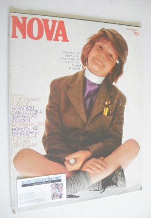 <!--1972-09-->NOVA magazine - September 1972