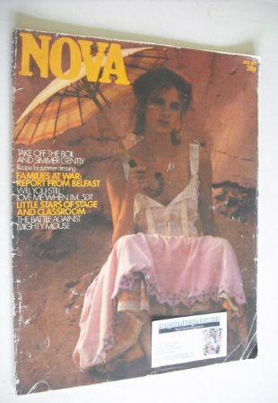 <!--1972-07-->NOVA magazine - July 1972