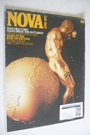 <!--1972-06-->NOVA magazine - June 1972