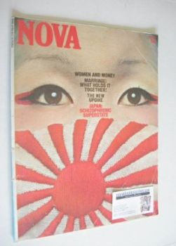 NOVA magazine - April 1972