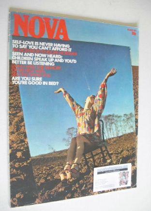 <!--1972-03-->NOVA magazine - March 1972