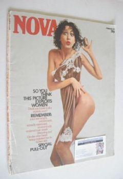 NOVA magazine - February 1972