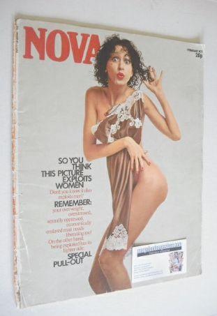 <!--1972-02-->NOVA magazine - February 1972