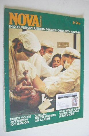 <!--1971-02-->NOVA magazine - February 1971
