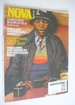 NOVA magazine - March 1971