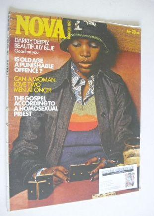 <!--1971-03-->NOVA magazine - March 1971
