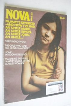 NOVA magazine - April 1971