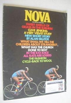 NOVA magazine - August 1971