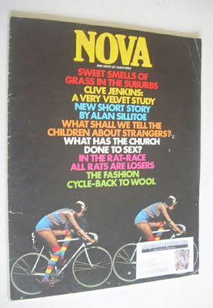 <!--1971-08-->NOVA magazine - August 1971