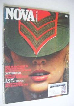 NOVA magazine - September 1971