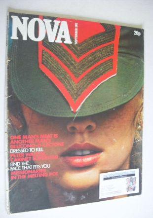 <!--1971-09-->NOVA magazine - September 1971