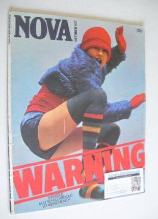 <!--1971-10-->NOVA magazine - October 1971