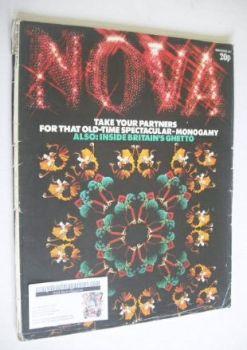 NOVA magazine - November 1971
