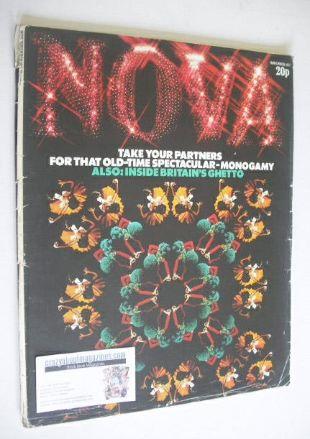 <!--1971-11-->NOVA magazine - November 1971