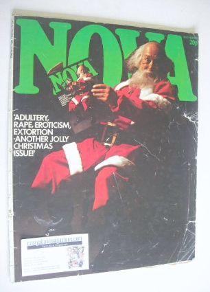 <!--1971-12-->NOVA magazine - December 1971