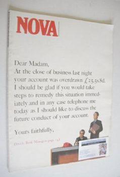 NOVA magazine - February 1969