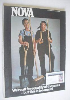 NOVA magazine - October 1969