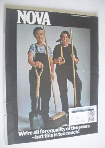 <!--1969-10-->NOVA magazine - October 1969