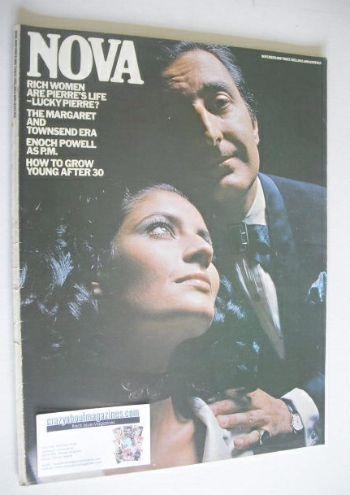 <!--1969-11-->NOVA magazine - November 1969