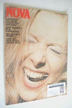 NOVA magazine - December 1969