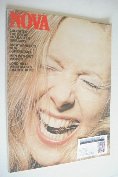 <!--1969-12-->NOVA magazine - December 1969