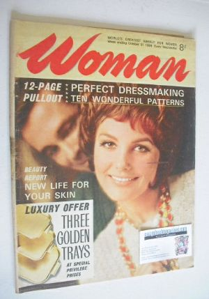 <!--1964-10-31-->Woman magazine (31 October 1964)