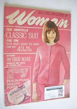 Woman magazine (24 October 1964)