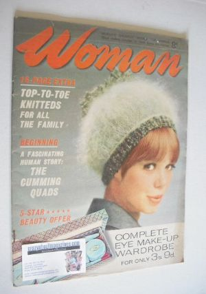 <!--1964-10-10-->Woman magazine (10 October 1964)