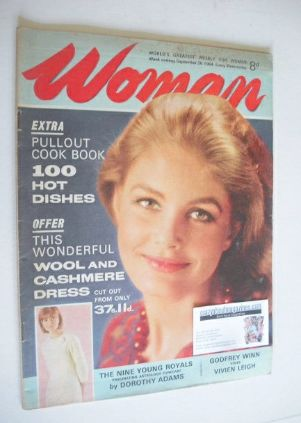 <!--1964-09-26-->Woman magazine (26 September 1964)