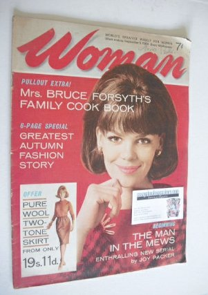 <!--1964-09-05-->Woman magazine (5 September 1964)