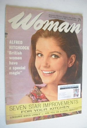 <!--1964-08-29-->Woman magazine (29 August 1964)