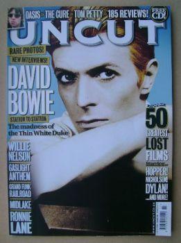 Uncut magazine - David Bowie cover (July 2010)