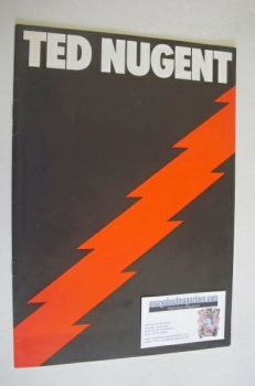 Ted Nugent booklet (1977)