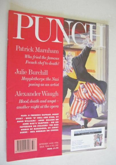 <!--1996-09-14-->Punch magazine (14-20 September 1996 - Issue 7890)