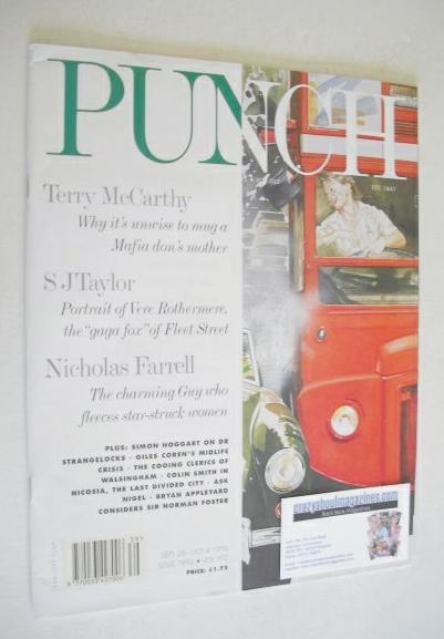 <!--1996-09-28-->Punch magazine (28 September - 4 October 1996 - Issue 7892