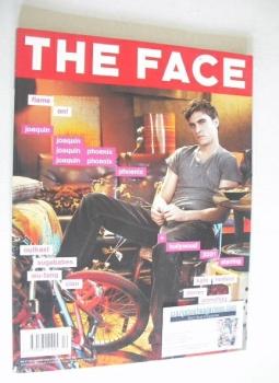 The Face magazine - Joaquin Phoenix cover (December 2000 - Volume 3 No. 47)