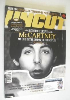 Uncut magazine - Paul McCartney cover (July 2004)