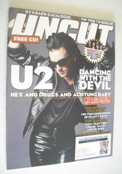Uncut magazine - Bono cover (November 2004)