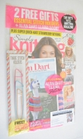 <!--2014-07-->Simply Knitting magazine (Issue 122 - July 2014)