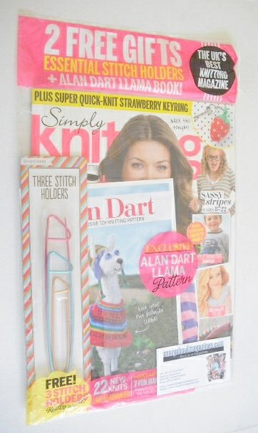 Simply Knitting Magazine : Simply knitting magazine issue july