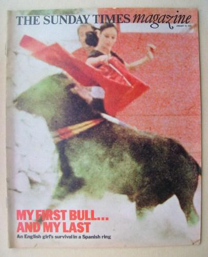 <!--1975-01-19-->The Sunday Times magazine - 19 January 1975