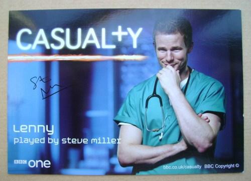 Steve Miller autograph