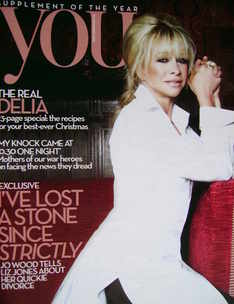 <!--2009-11-29-->You magazine - Jo Wood cover (29 November 2009)
