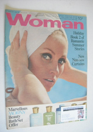 <!--1968-06-15-->Woman magazine (15 June 1968)
