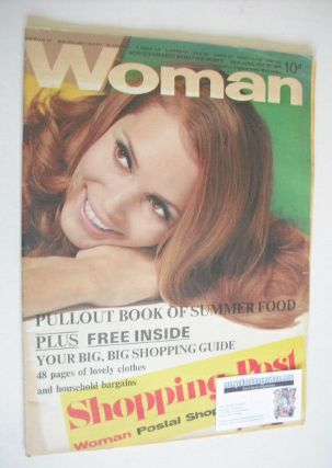 <!--1968-05-25-->Woman magazine (25 May 1968)