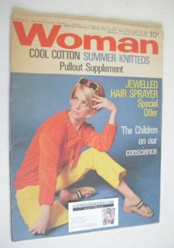 Woman magazine - (18 May 1968)