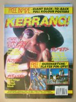 <!--1991-03-30-->Kerrang magazine - Ozzy Osbourne cover (30 March 1991 - Issue 334)