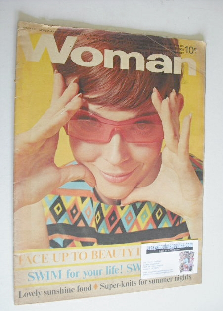<!--1968-06-29-->Woman magazine - (29 June 1968)